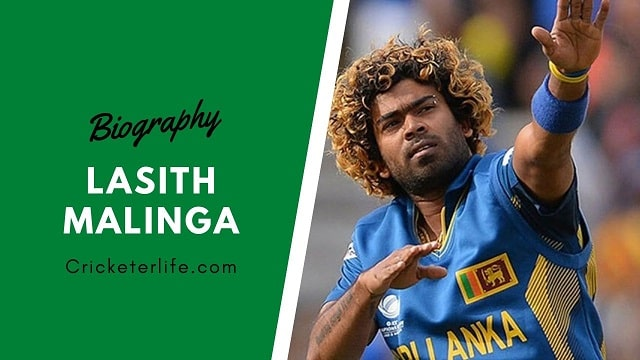 Lasith Malinga biography