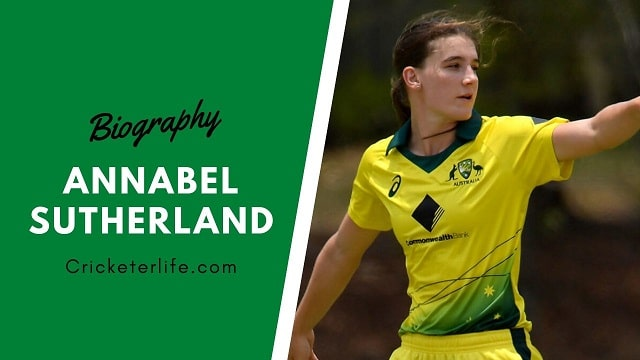 Annabel Sutherland biography