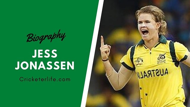 Jess Jonassen biography