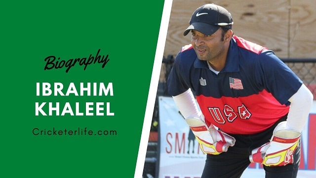 Ibrahim Khaleel biography