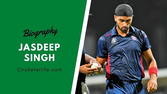 Jasdeep Singh biography