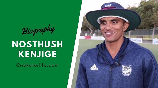 Nosthush Kenjige biography