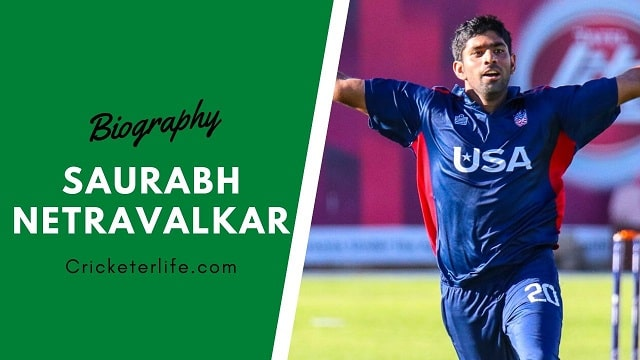 Saurabh Netravalkar biography