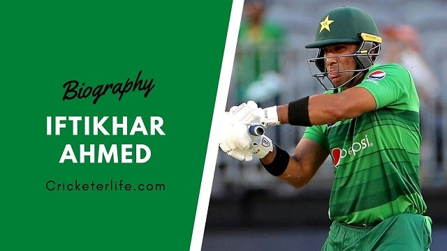 Iftikhar Ahmed biography