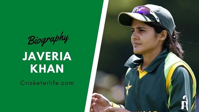 Javeria Khan biography