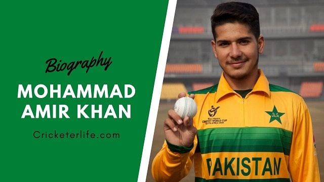 Mohammad Amir Khan biography