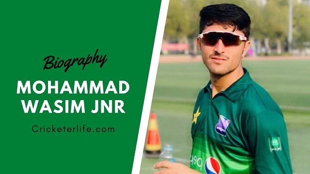 Mohammad Wasim biography