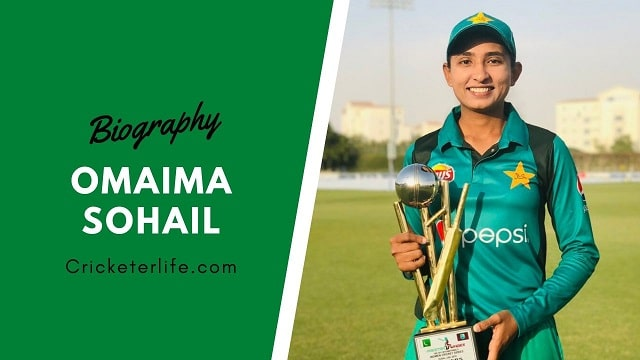 Omaima Sohail biography