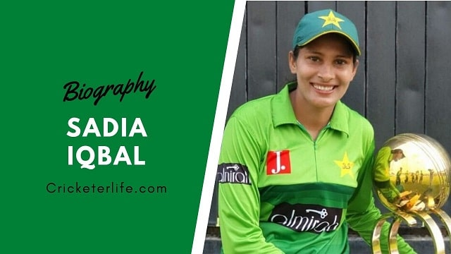 Sadia Iqbal biography