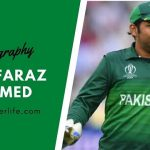 Sarfaraz Ahmed biography