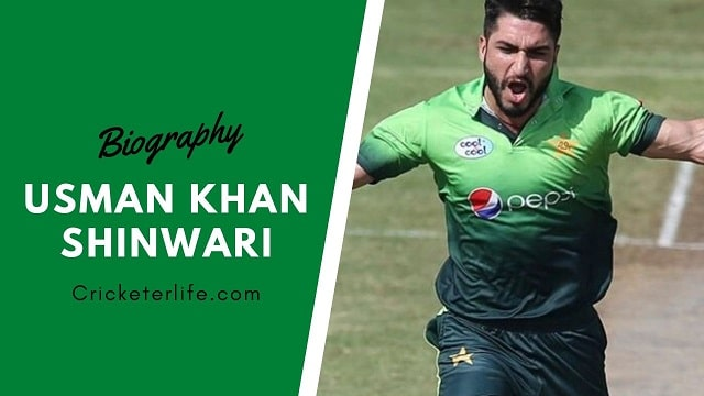 Usman Khan Shinwari biography