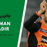 Usman Qadir biography