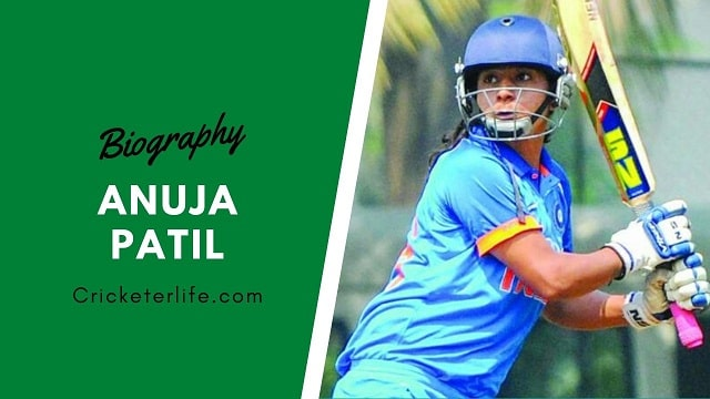 Anuja Patil biography