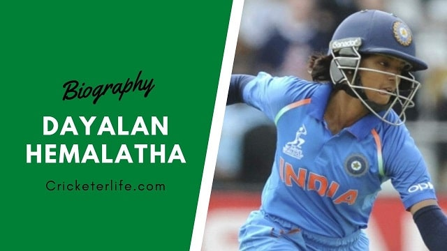 Dayalan Hemalatha biography