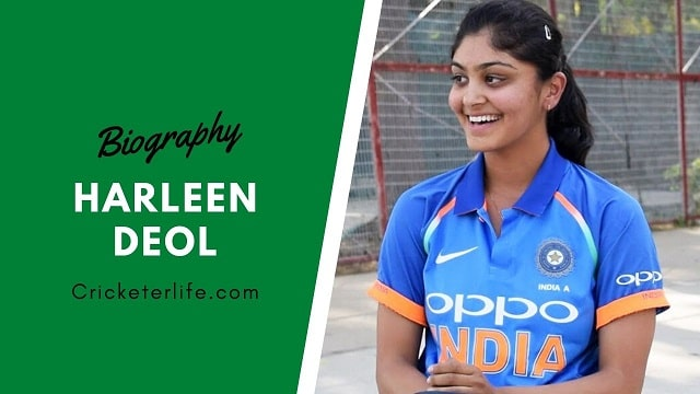 Harleen Deol biography