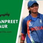 Harmanpreet Kaur biography