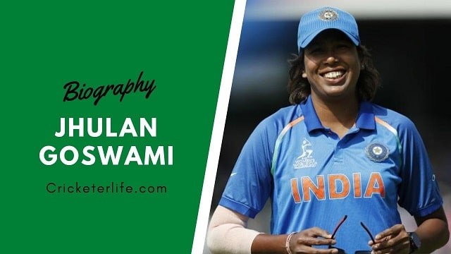 Jhulan Goswami biography