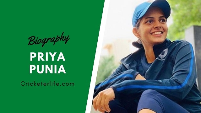Priya Punia biography