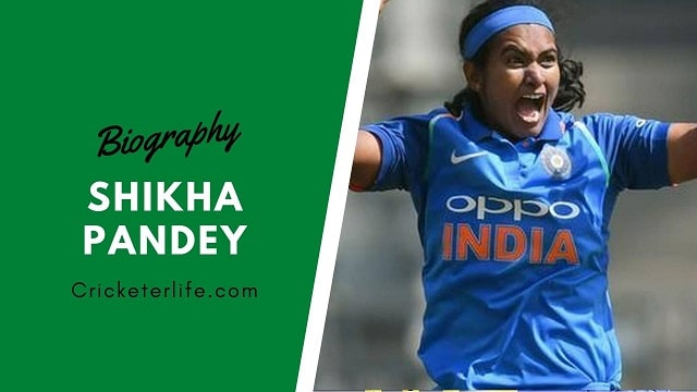 Shikha Pandey biography