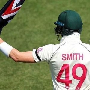 steven smith shirt number or jersey number