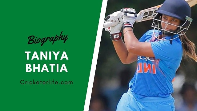 Taniya Bhatia biography