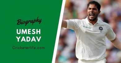 Umesh Yadav biography