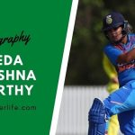 Veda Krishnamurthy biography