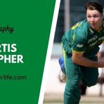 Curtis Campher biography