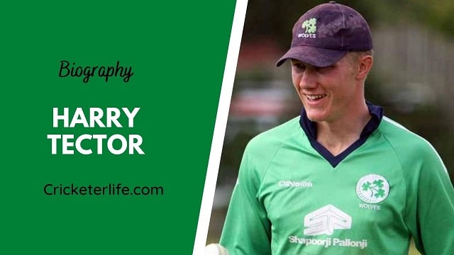 Harry Tector biography