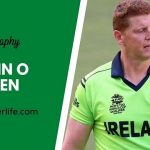 Kevin O Brien biography