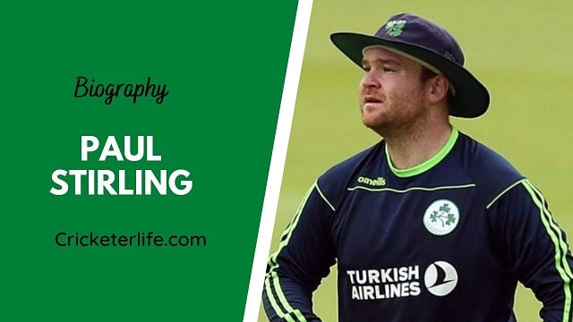 Paul Stirling biography