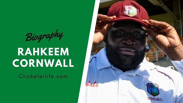 Rahkeem Cornwall biography