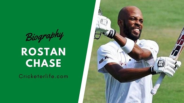 Rostan Chase biography