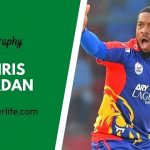 Chris Jordan biography