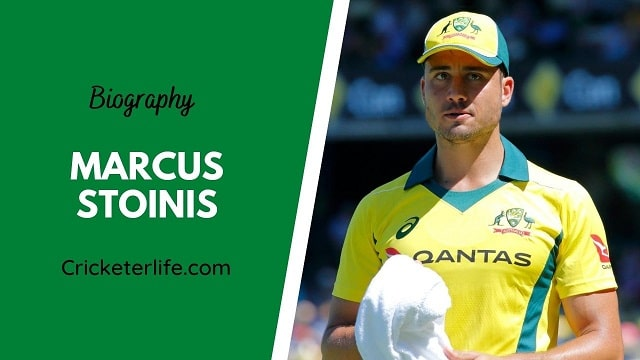 Marcus Stoinis biography