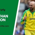 Nathan Lyon biography