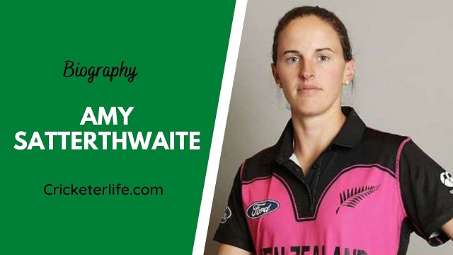 Amy Satterthwaite biography