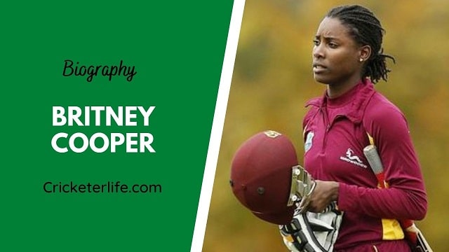 Britney Cooper biography