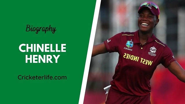 Chinelle Henry biography