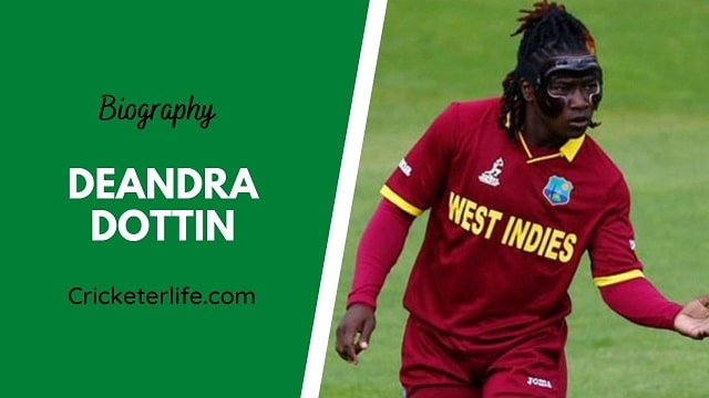 Deandra Dottin biography