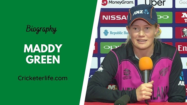 Maddy Green biography