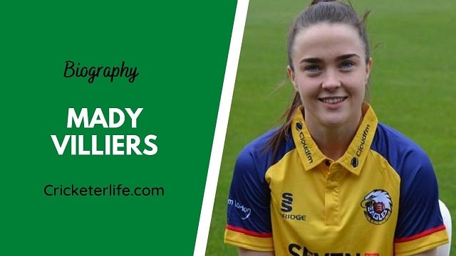Mady Villiers biography
