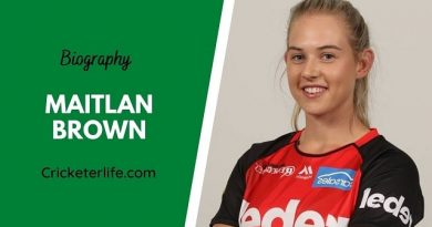 Maitlan Brown biography