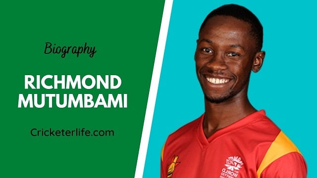 Richmond Mutumbami biography