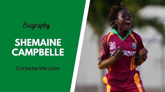 Shemaine Campbelle biography