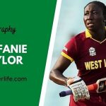 Stafanie Taylor biography