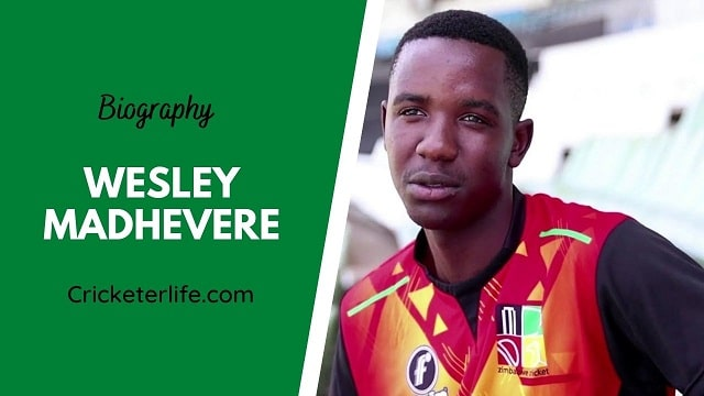 Wesley Madhevere biography