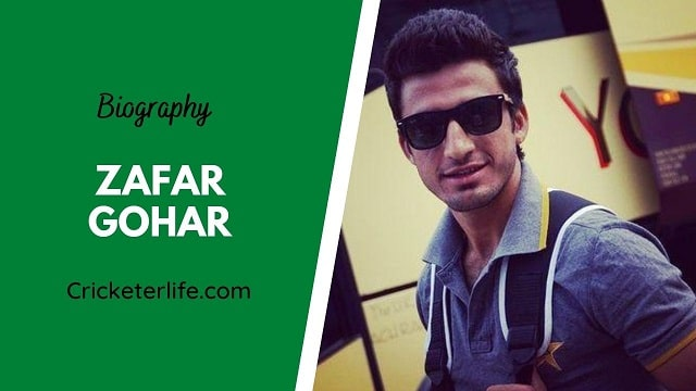 Zafar Gohar biography