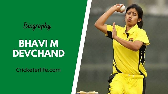 Bhavi Devchand biography