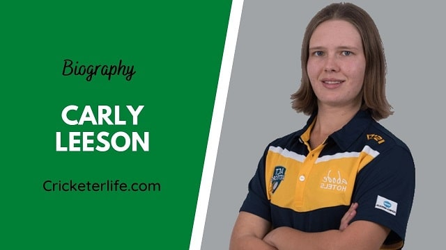 Carly Leeson biography